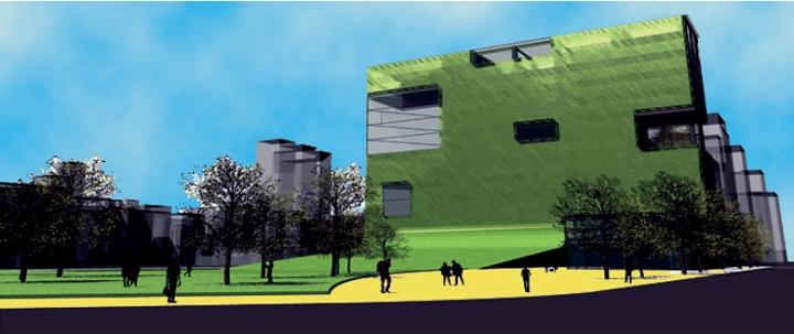 Museum of Architecture. 2006. Cabrera, Diaz, Valero-Thomas